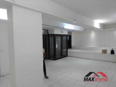 Commercial st denis - 70 m²