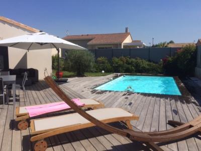 Pradere les Bourguets - villa 5 pièces
