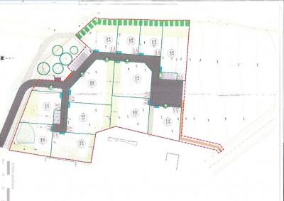 Terrains constructibles sur Cosmes à 24 eurosHT/m²