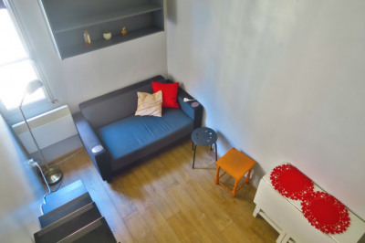 Appartement Aix En Provence 1 pièce (s) 17.68 m²