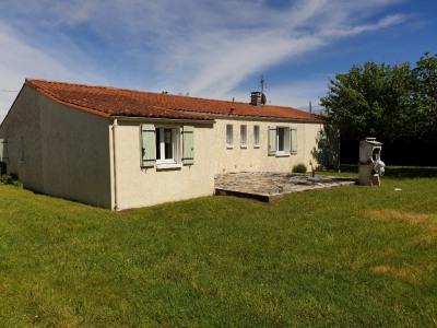 Maison Mornac Sur Seudre 6 pièce (s) 120 m²
