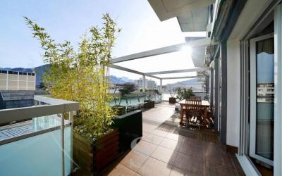 ANNECY CENTRE COURIER - Appt duplex 116 m² en dernier éta