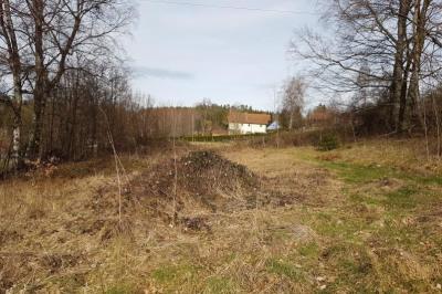 Terrain a bâtir anould - 1035 m²