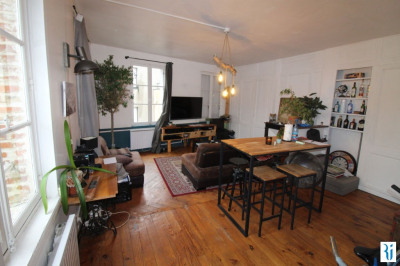 Appartement Rouen 2 pièces 56.60 m²