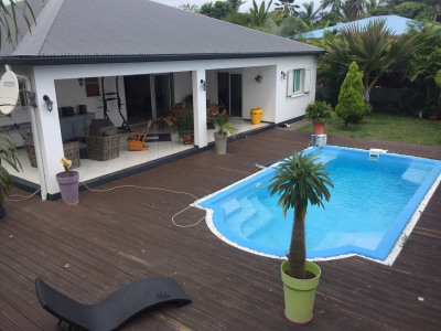 Villa F4 117 m² Saint louis