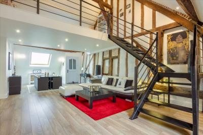 Appartement Saint Jean De Losne 4 pièce(s) 111.20 m2
