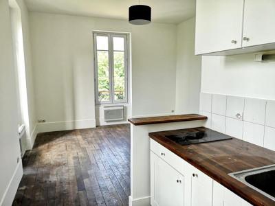 Appartement st ouen l aumone - 2 pièce (s) - 35.83 m²