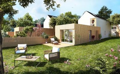 Maison avec jardin -