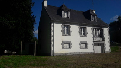 House / villa 5 rooms,  m² - Loguivy Plougras (22780)