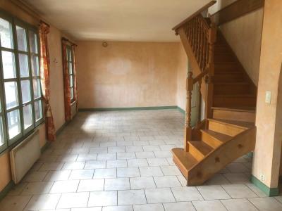Appartement en duplex - Centre-ville d'Entraygues