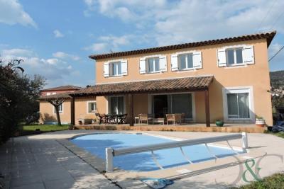 Villa récent à vendre proche du Pin avec jardin et piscine