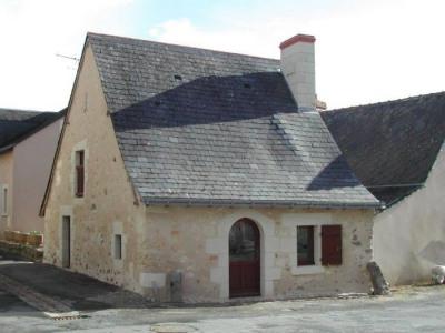 Maison 2 pièce (s) -60m²-Cuon 45000 euros