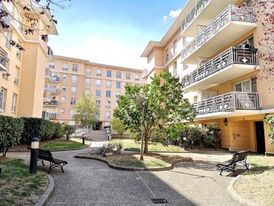 Appartement st ouen l aumone - 2 pièces - 38.79m²