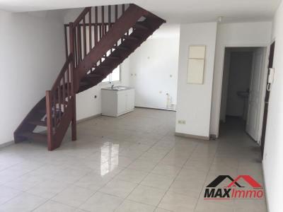 Appartement st denis - 4 pièce (s) - 82 m²