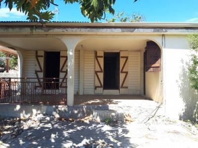 Maison creole T3