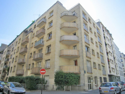 Appartement 2 pièces 44 m². Parking et cave