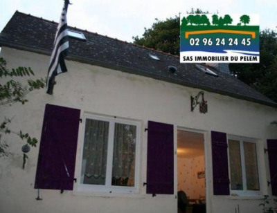 Maison de village kergrist moelou - 3 pièce (s) - 41 m²