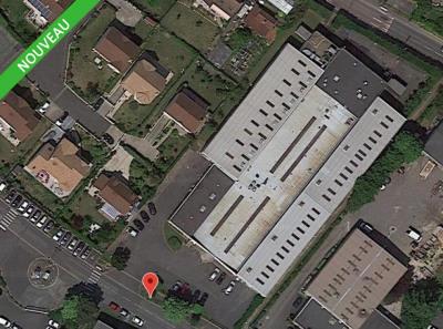 Bâtiment industriel à 15 min de L'A115