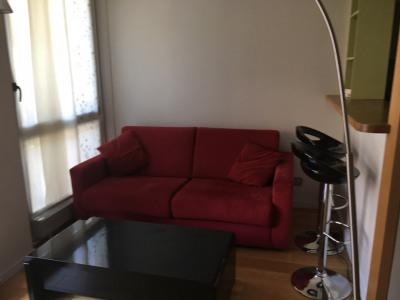Très beau studio meublé avec large balcon orienté ouest