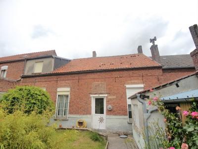 Axe CAUDRY CAMBRAI Maison de village