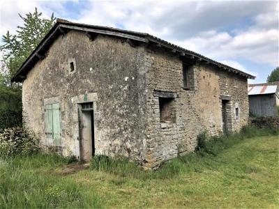 Maison a rénover voulon - 2 pièce (s) - 60 m²