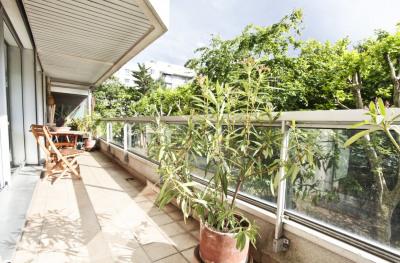 Appartement 3 chambres balcon-terrasse