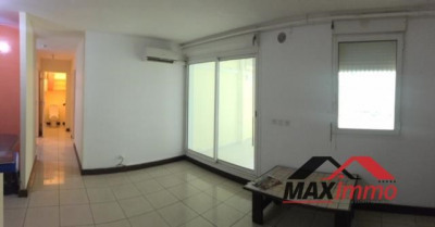 Appartement sainte clotilde - 3 pièce (s) - 56 m²