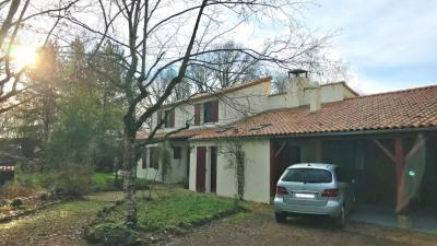 Maison de campagne sur 5000 m²