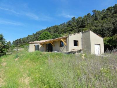 Villa neuve de type 3 de plain pied avec garage