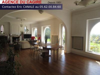 Salon de 70 m², 6 chambres Saint Gaudens