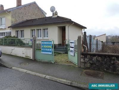 Maison Condat Sur Vienne 3 pièce (s) 62 m²