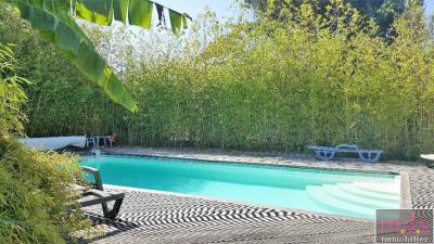 Castelmaurou - au calme - maison t7 - piscine - dpe c