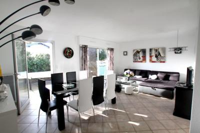 Appartement-villa 4 pièces