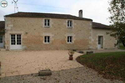 Maison en pierre 5chs