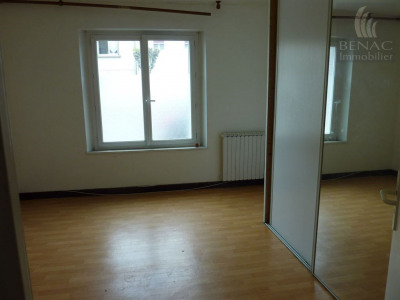 Appartement de type 2 avec terrasse