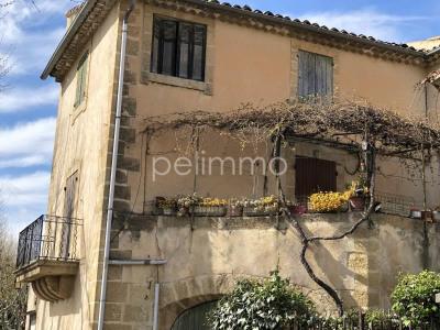 St cannat - maison de village - 6 pièces