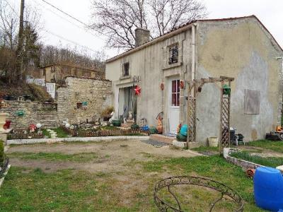 Huis 2 kamers Secteur St Laurent de Cognac