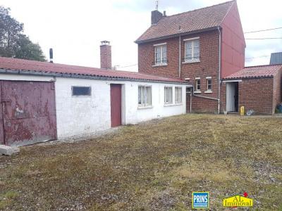 Maison + terrain constructible Thérouanne