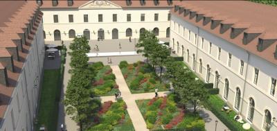 Prestigieux 5 pièces duplex avec terrasse