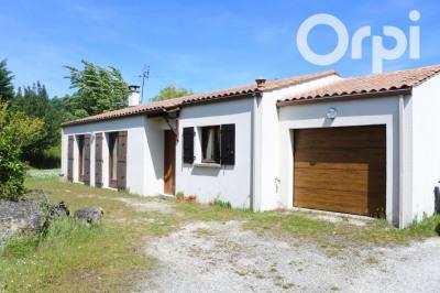 Maison ETAULES 4 pièces 90 m² - Plain-Pied - Garage