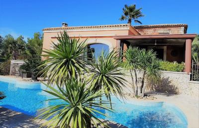 Villa Carry Le Rouet 5 pièce (s) 220 m²