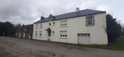 Landaul - maison