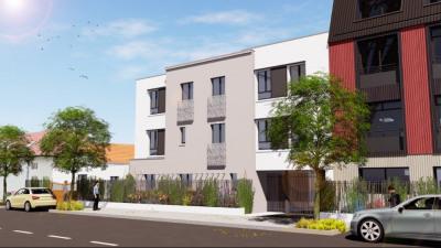 Appartement La Rochelle 1 pièce (s) 28.27 m²