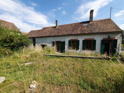 Maison avec vaste grange, Lixy