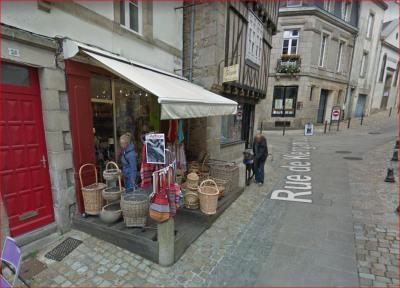 A LOUER Local commercial Quimper 58 m²
