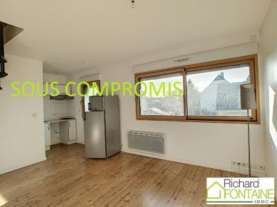 Appartement Cesson Sevigne T1 bis 24.26 m²