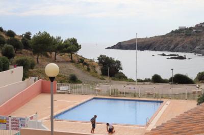 Appartement 2 pièces 35 m² terrasse vue mer
