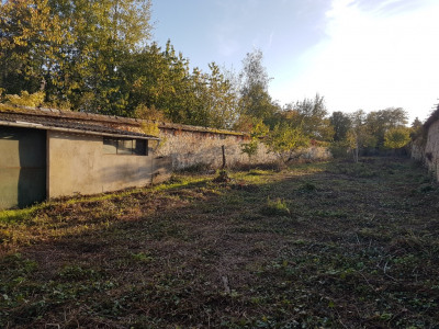 TERRAIN CONSTRUCTIBLE THOMERY - 1235 m2