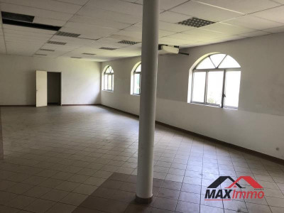 Commercial st denis - 180 m²