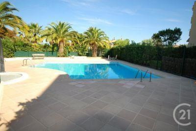 Rental apartment Antibes 761€ CC - Picture 1